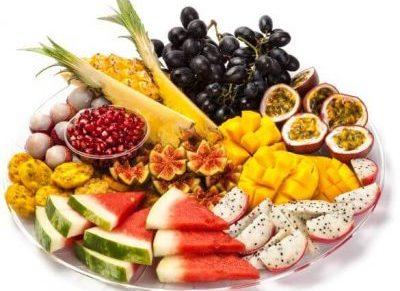 משלוח מגש פירות בקירור תעשייתי